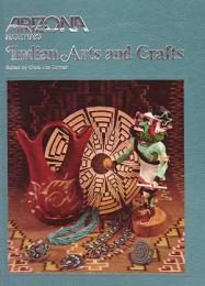 「Indian Arts and Crafts」(英文)